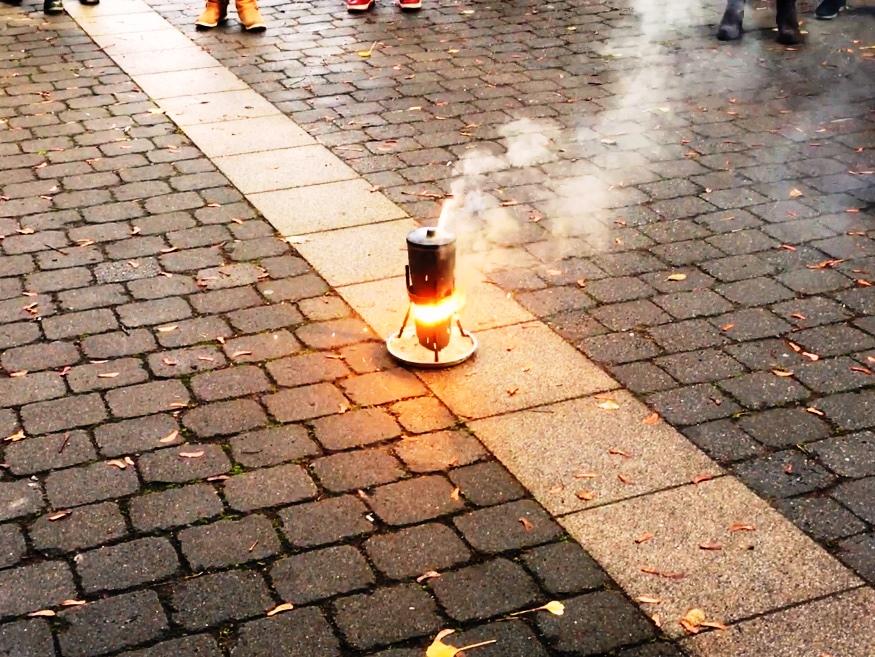 Chemie zum Jahreswechsel mit Knall und Rauch!