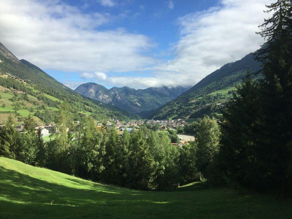 Abiturienten pilgern über die Alpen