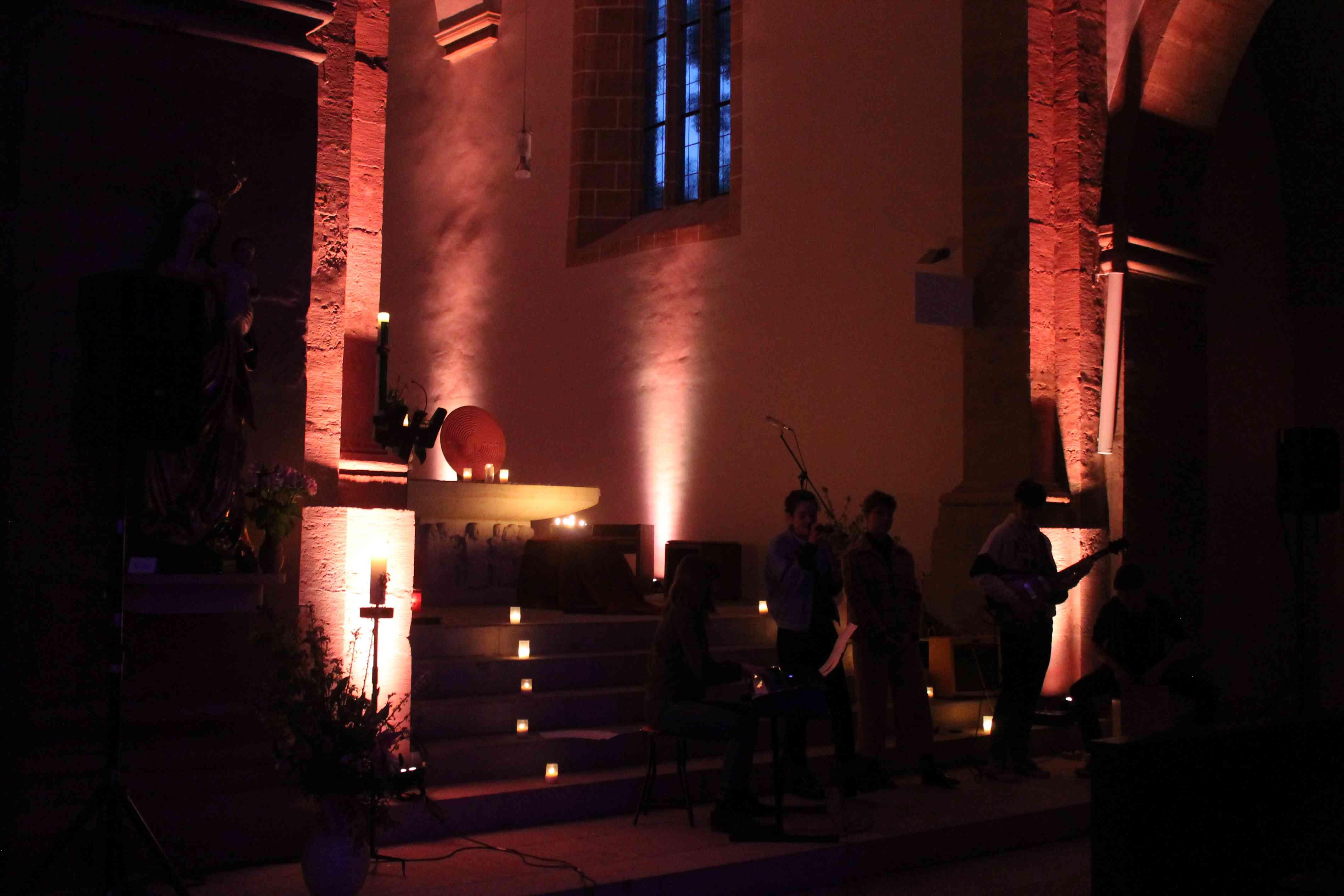 Nachklang zur Nacht der geöffneten Kirchen