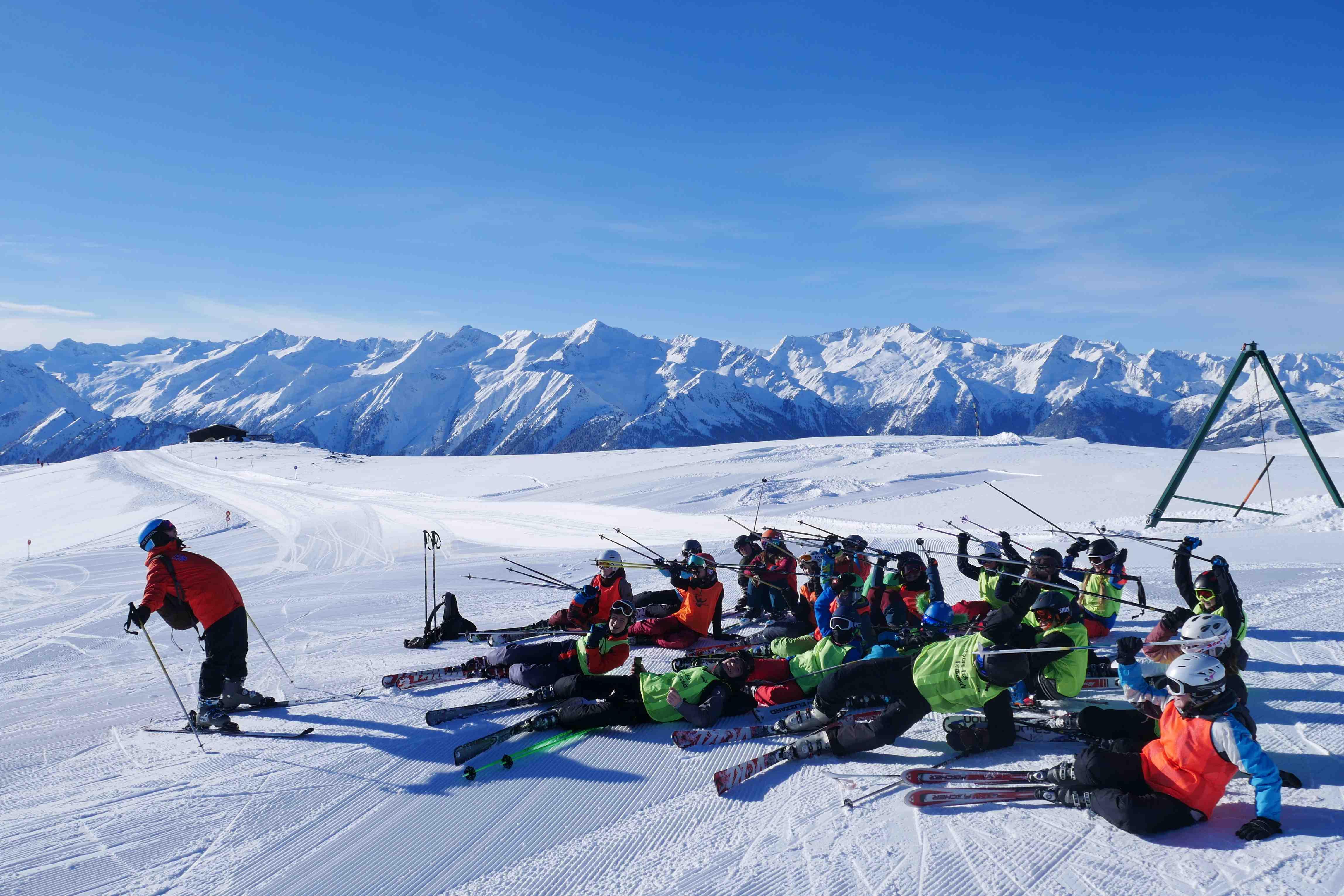 Informationen zum Skilager 2020