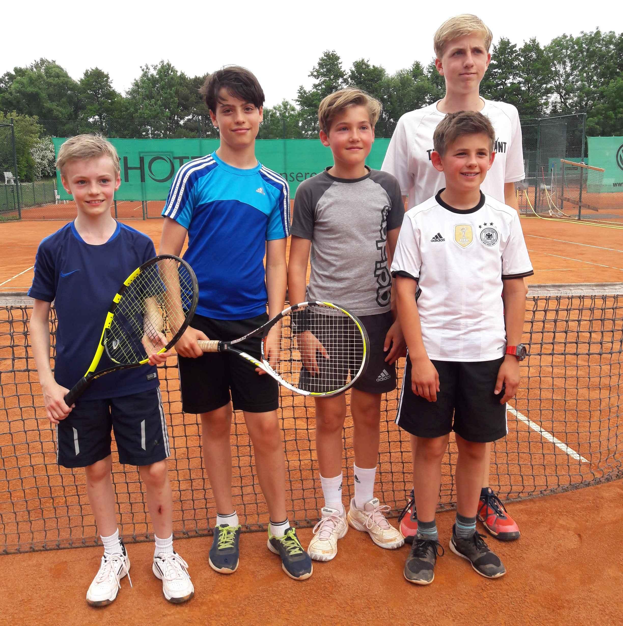 Tennisfinale 2018