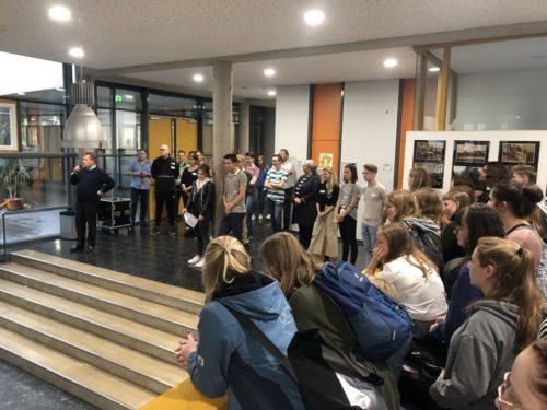 ESS-Kompass – Ein Projekt der Ehemaligen für unsere Schüler