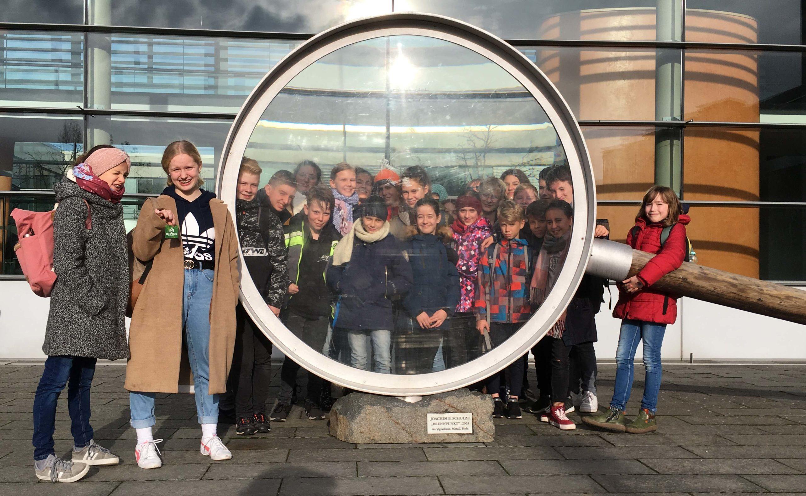 Besuch an der Kinder- und Jugenduni der TU Ilmenau