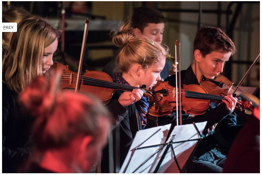 Frischer Wind in Sondershausen… Orchester und VoicEss auf Probenfahrt