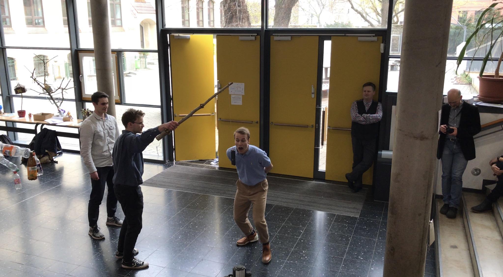 """Mit der Kunst """"zurück zur Natur"""" – Vernissage im Foyer"""