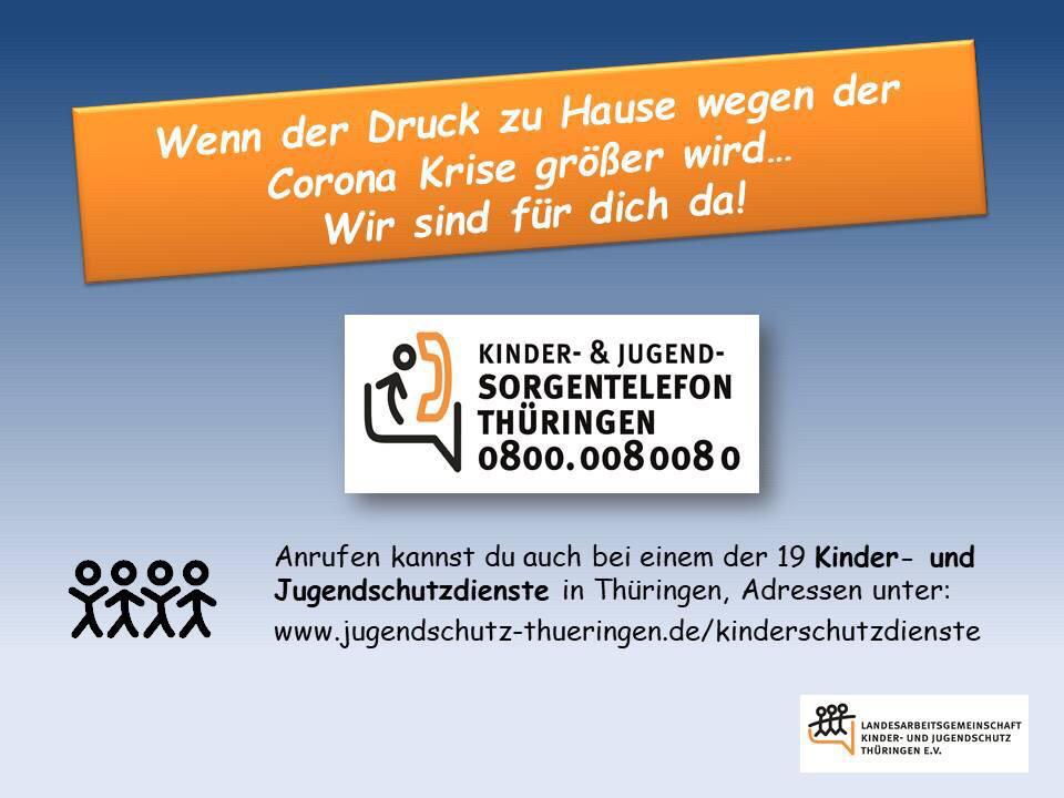 Angebot des Kinder- und Jugendschutz Thüringen e.V.