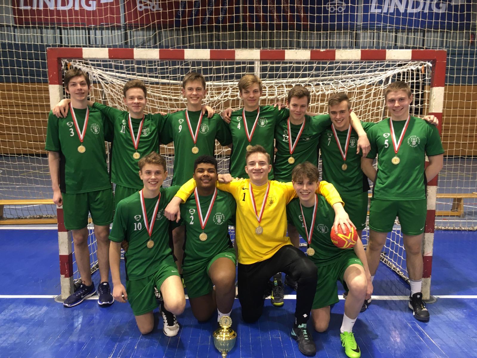 Handballer sensationell für Bundesfinale qualifiziert
