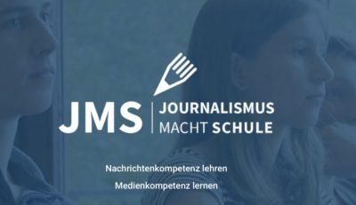 Geschäftsführer des Deutschen Journalistenverbands in Thüringen zu Besuch in der 12b